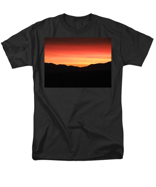 Yukon Gold And Crimson Men's T-Shirt  (Regular Fit) by Brian Boyle
