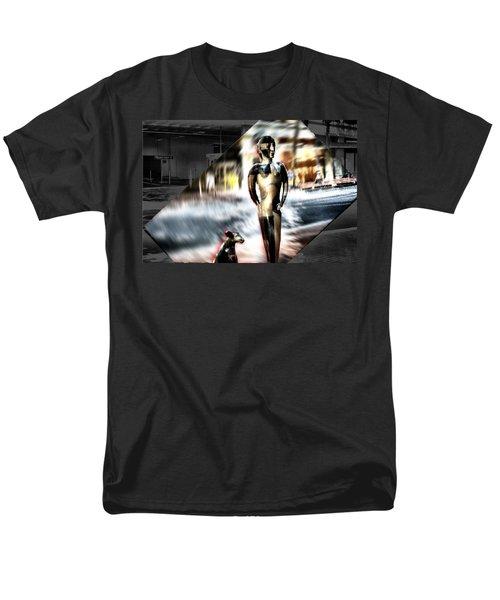 Critics Men's T-Shirt  (Regular Fit) by Terence Morrissey