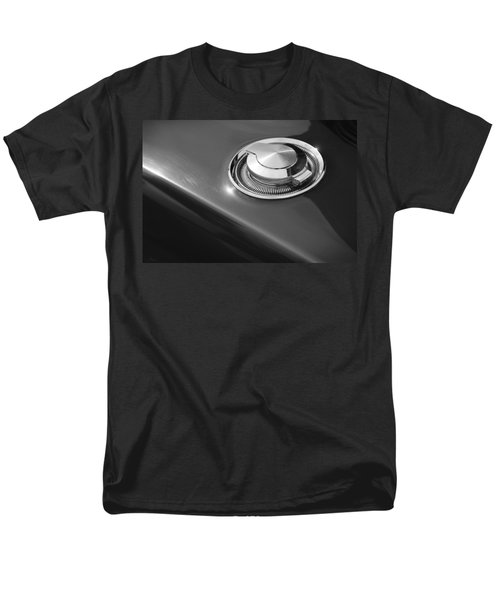 Men's T-Shirt  (Regular Fit) featuring the photograph 1968 Dodge Charger Fuel Cap by Gordon Dean II