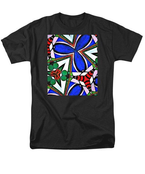 Calendoscopio Men's T-Shirt  (Regular Fit) by Sandra Lira