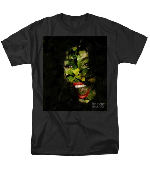 Men's T-Shirt  (Regular Fit) featuring the photograph Ivy Glamour by Clayton Bruster