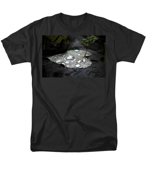Men's T-Shirt  (Regular Fit) featuring the photograph My Heart Weeps by Peggy Franz
