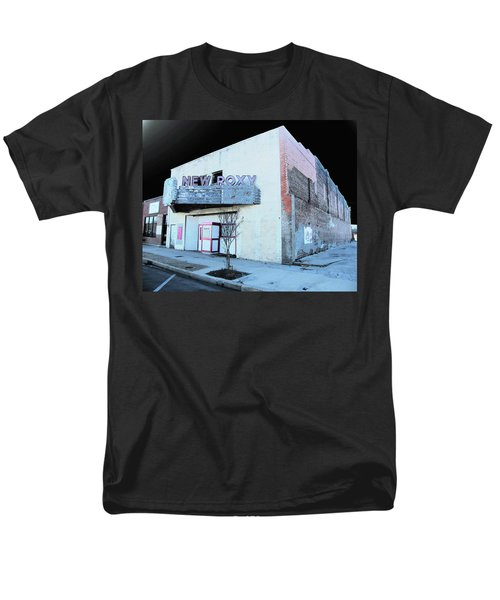 Men's T-Shirt  (Regular Fit) featuring the photograph New Roxy Clarksdale Ms by Lizi Beard-Ward