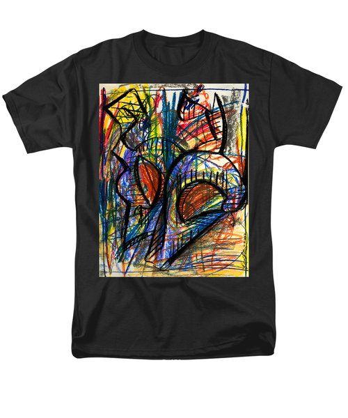 Picasso Men's T-Shirt  (Regular Fit) by Sheridan Furrer