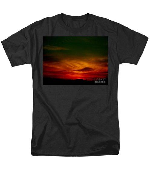 September 30 2007 Men's T-Shirt  (Regular Fit) by Mark Gilman