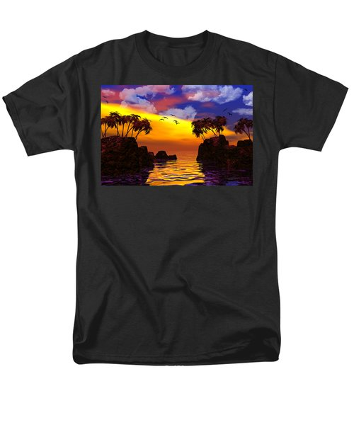 Trinidad Men's T-Shirt  (Regular Fit) by Robert Orinski