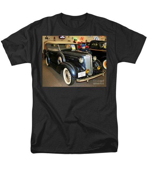 Men's T-Shirt  (Regular Fit) featuring the photograph 1936 Chevrolet Phaeton by John Black