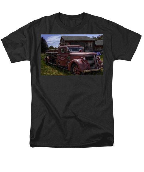 1939 American Lafrance Foamite Men's T-Shirt  (Regular Fit) by Tom Gort