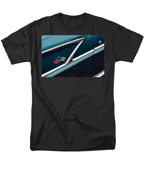 Men's T-Shirt  (Regular Fit) featuring the photograph 1958 Chevrolet Bel Air by Gordon Dean II