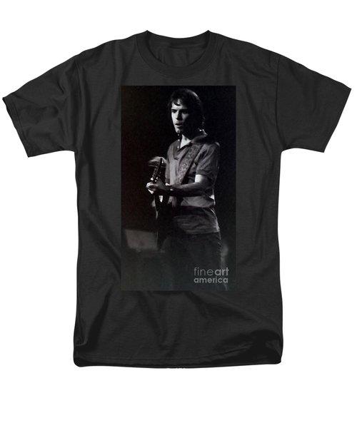 Men's T-Shirt  (Regular Fit) featuring the photograph Bob Weir Of The Grateful Dead by Susan Carella
