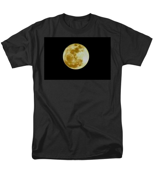 2011 Full Moon Men's T-Shirt  (Regular Fit) by Maria Urso