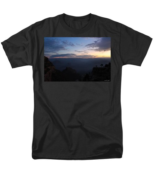 24 Minutes To Sunrise Men's T-Shirt  (Regular Fit) by Heidi Smith