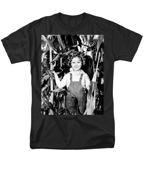 Shirley Temple (1928- ) Men's T-Shirt  (Regular Fit) by Granger