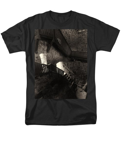 Raasepori Castle Men's T-Shirt  (Regular Fit) by Jouko Lehto