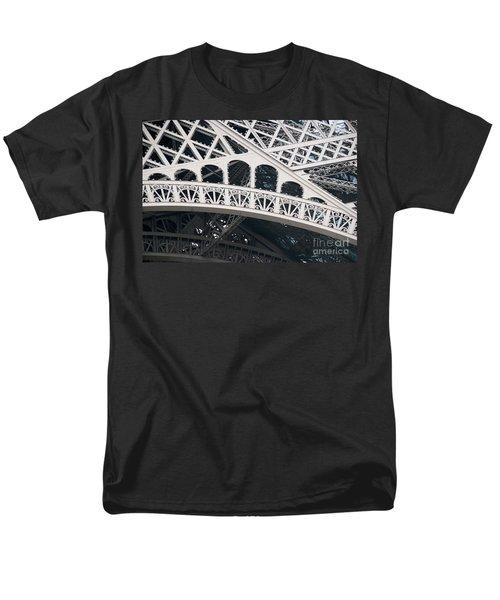 Paris Men's T-Shirt  (Regular Fit) by Carol Ailles