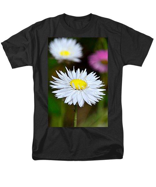 A Daisy Men's T-Shirt  (Regular Fit) by Martina Fagan