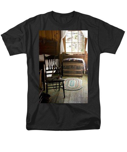A Simpler Life Men's T-Shirt  (Regular Fit) by Lynn Palmer