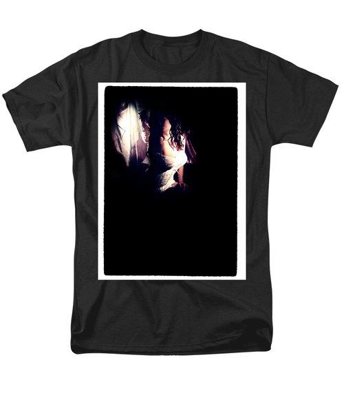 A Taste Of Film Noir Fetish Men's T-Shirt  (Regular Fit) by Lon Casler Bixby