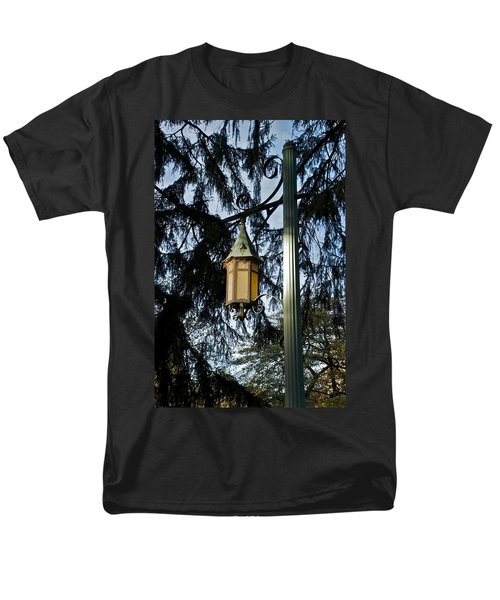 Men's T-Shirt  (Regular Fit) featuring the photograph Akers Night by Joseph Yarbrough