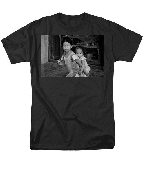 Always Together Men's T-Shirt  (Regular Fit) by Valerie Rosen