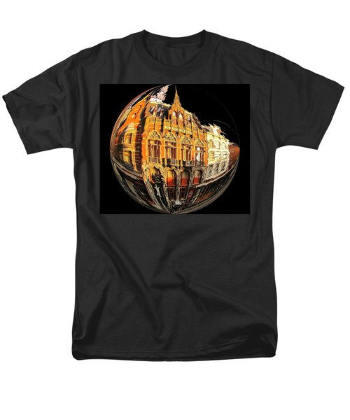 Amsterdam Men's T-Shirt  (Regular Fit) by Barbara Walsh