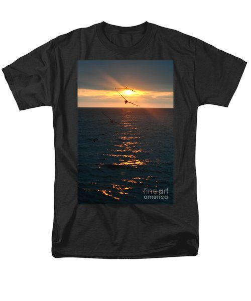 ...and At The End Of The Day... Men's T-Shirt  (Regular Fit) by Valerie Rosen