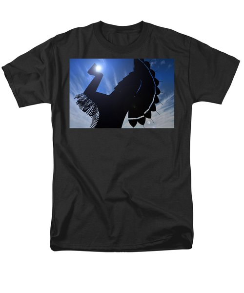 Men's T-Shirt  (Regular Fit) featuring the photograph Apollo by Brian Duram