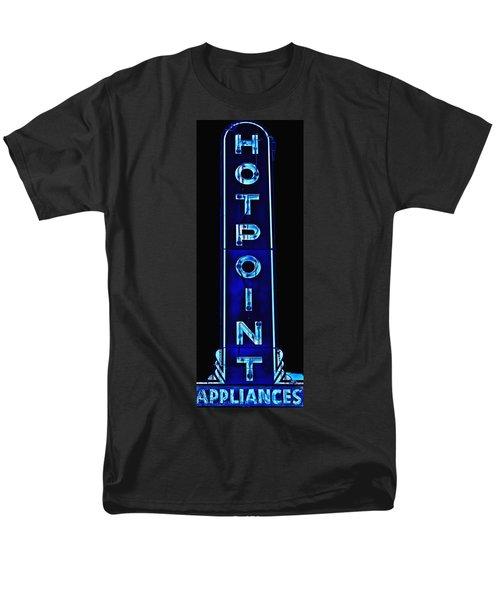 Appliance Sign Men's T-Shirt  (Regular Fit) by Nancie Rowan
