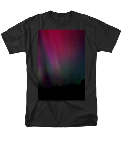 Aurora 03 Men's T-Shirt  (Regular Fit) by Brent L Ander