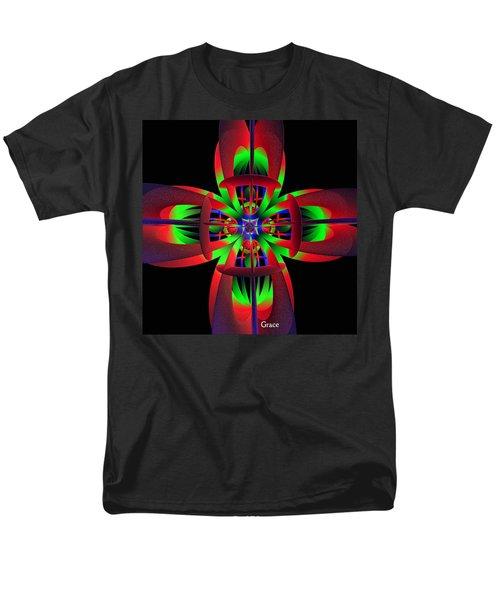 Being Connected Men's T-Shirt  (Regular Fit) by Julie Grace