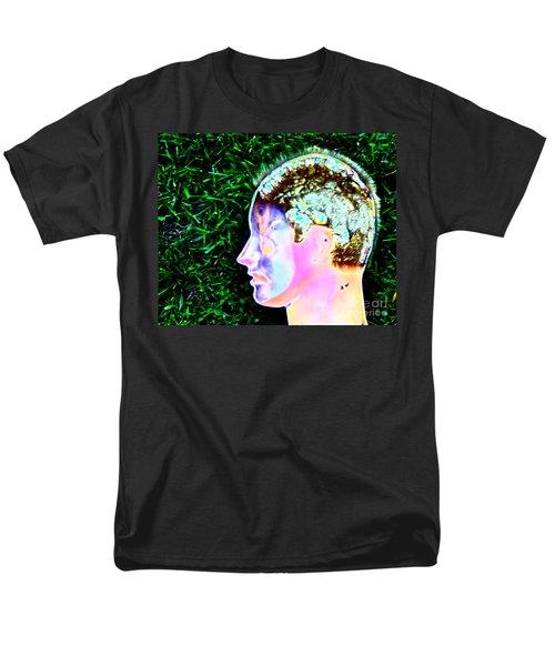 Men's T-Shirt  (Regular Fit) featuring the photograph Being Of Light by Xn Tyler