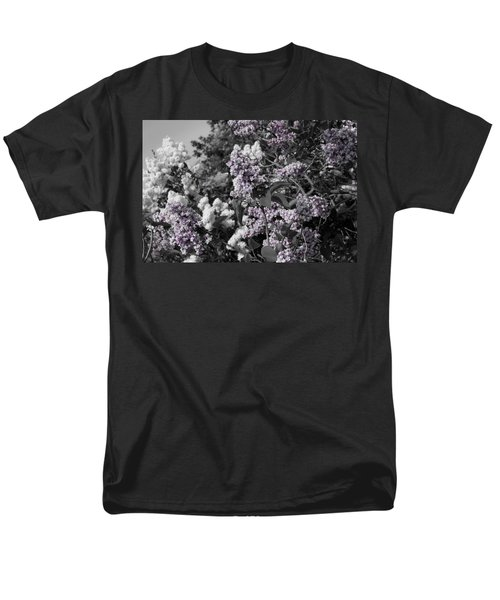 Men's T-Shirt  (Regular Fit) featuring the photograph Blooms by Colleen Coccia