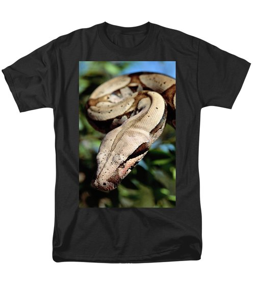Boa Constrictor Boa Constrictor Men's T-Shirt  (Regular Fit) by Claus Meyer