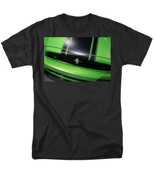 Men's T-Shirt  (Regular Fit) featuring the photograph Boss 302 Ford Mustang by Gordon Dean II