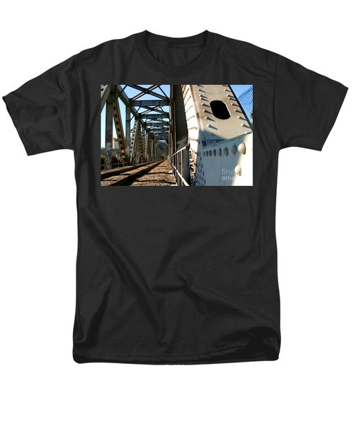 Bridge Men's T-Shirt  (Regular Fit) by Henrik Lehnerer