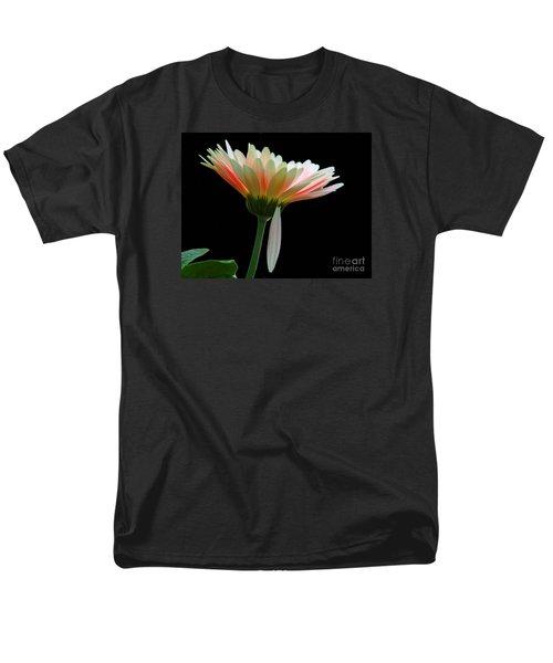Broken Daisy Men's T-Shirt  (Regular Fit) by Cindy Manero