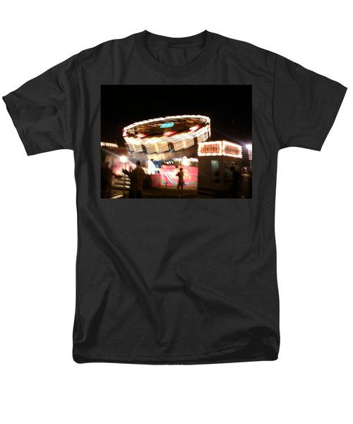 Men's T-Shirt  (Regular Fit) featuring the photograph Carnival by Clara Sue Beym