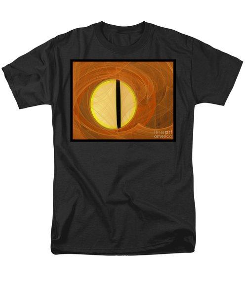 Cat's Eye Men's T-Shirt  (Regular Fit)