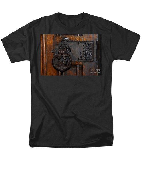 Chapel Door Men's T-Shirt  (Regular Fit) by Cindy Manero