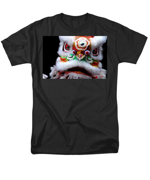 Chinese New Years Nyc 4705 Men's T-Shirt  (Regular Fit) by Mark Gilman