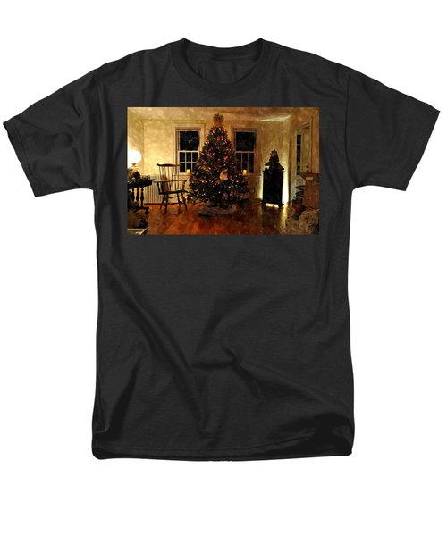 Christmas Past Cpwc Men's T-Shirt  (Regular Fit) by Jim Brage