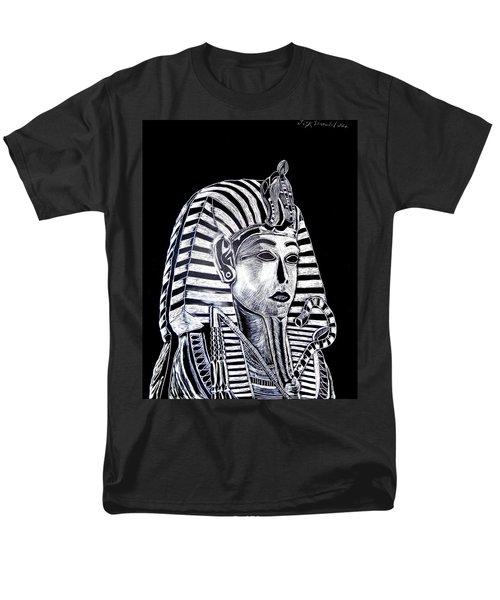 Coffin Of The King Men's T-Shirt  (Regular Fit) by Lisa Brandel