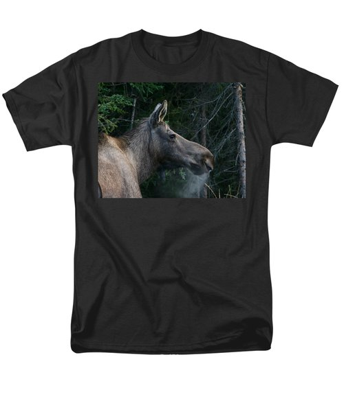 Men's T-Shirt  (Regular Fit) featuring the photograph Cold Morning by Doug Lloyd