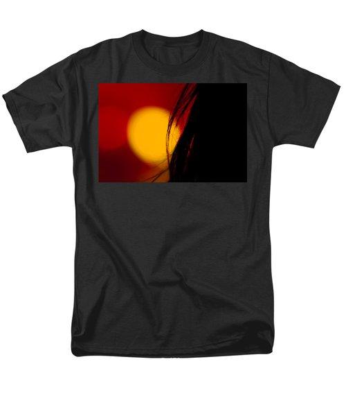 Concert Silhouette Men's T-Shirt  (Regular Fit) by Tom Gort