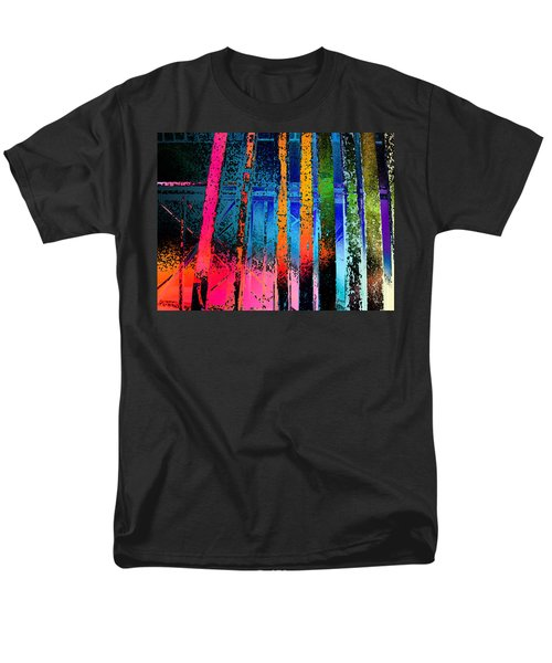 Men's T-Shirt  (Regular Fit) featuring the photograph Construct by David Pantuso
