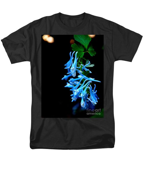 Men's T-Shirt  (Regular Fit) featuring the photograph Corydalis  by Tanya  Searcy