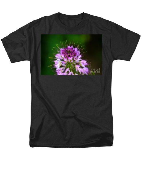 Desert Bloosom Men's T-Shirt  (Regular Fit) by Donna Greene
