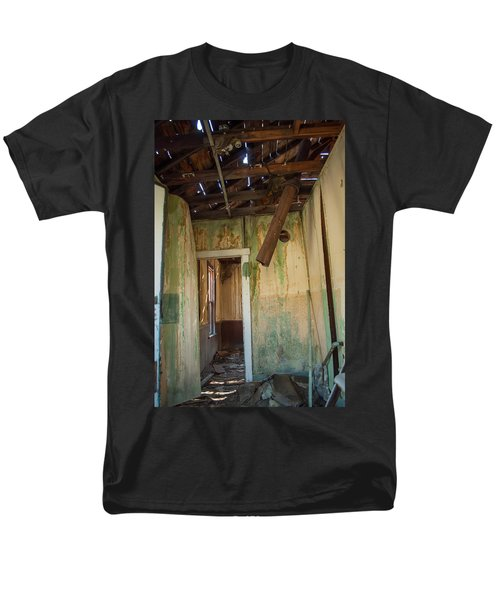 Men's T-Shirt  (Regular Fit) featuring the photograph Deterioration by Fran Riley