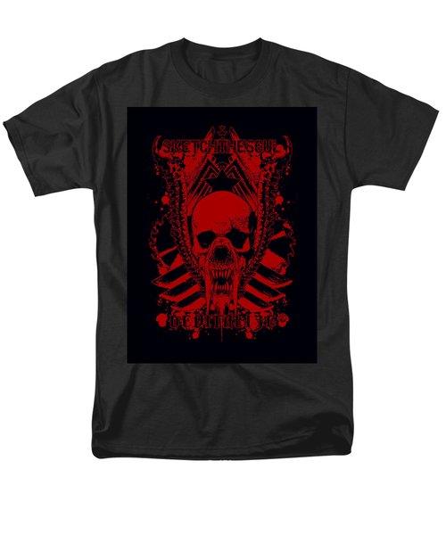 Devitalized Men's T-Shirt  (Regular Fit) by Tony Koehl