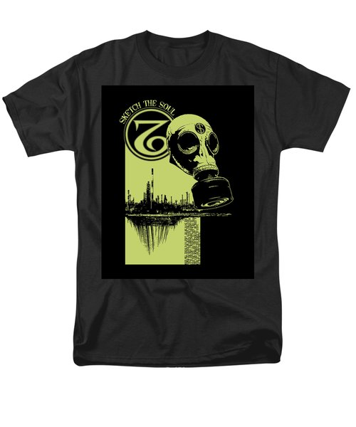 Digging Up The Past Men's T-Shirt  (Regular Fit) by Tony Koehl